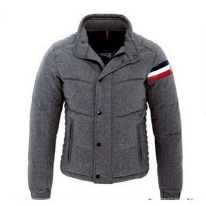 DG2188 Moncler Chamonix Mens Jacket Double - breasted Grey [8d31]